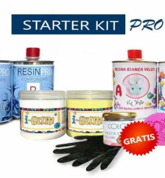 Kit de inicio de Resin Pro